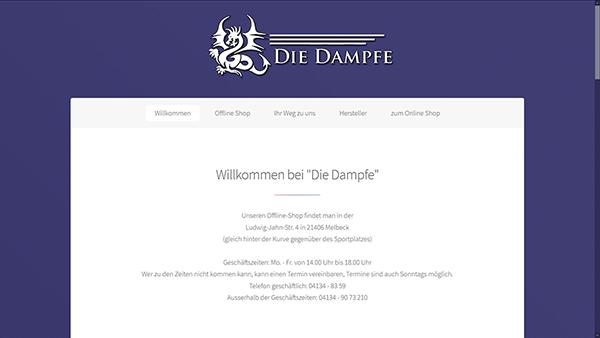 #diedampfe